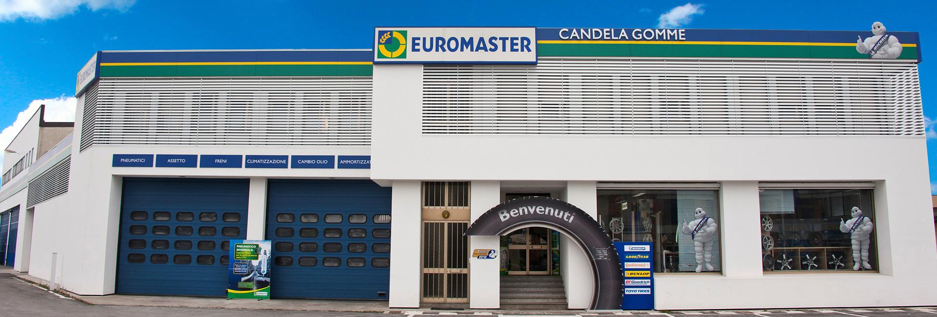 Gommista Euromaster Borgo San Dalmazzo - Cuneo